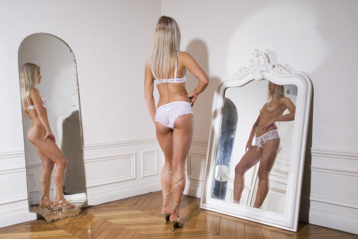 Erika by Pascal Amram.